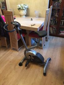 Carl Lewis exercise bike + air walker / cross trainer