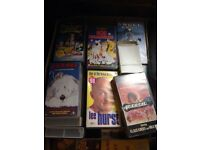 VHS various videos