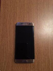 Samsung S 7 Edge Gold Platinum