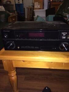 Pioneer A/V multi channel receiver VSX 520-k St. John's Newfoundland image 2