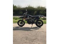 Adrenaline pulse 125cc 2011 very good condition