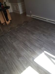WATERPROOF VINYL SHEET FLOORING only $1.49 SF !!