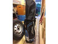 Golf clubs - John letters swingmaster