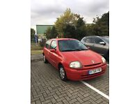 Renault Clio 1.9 diesel start and drive very good
