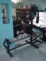 Weider CTS FlexMaster Home Gym