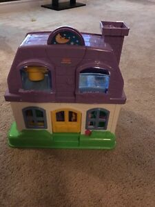 Fisher Price Little People House London Ontario image 1