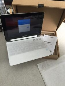 Asus Chromebook touchscreen notebook