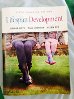 Lifespan Development textbook, 5th Edition