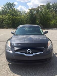 NISSAN ALTMA 2008 2.5 131000 KM COMING WITH SEFTAY& E TEST