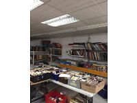 Approx 50,000 vinyl records for sale