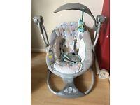Unisex Ingenuity 2-1 Baby swing