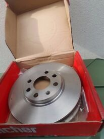 corsa c brake discs