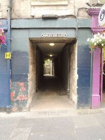World's End Close, 10 Royal Mile, Old Town, Edinburgh, EH1