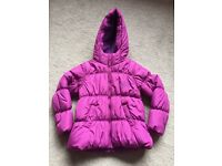 Next winter padded coat age 7-8