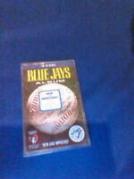 Toronto blue jays cassette tape from 1992 all the music