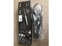 Babyliss curling wand pro