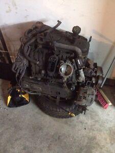 Moteur V8 chevy 305 à l'injection