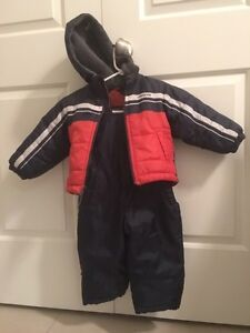 2T snowsuit  Kitchener / Waterloo Kitchener Area image 1