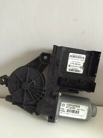 Skoda octavia n/s window motor