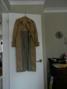 Ladies Trenchcoat (0709)