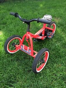 Kids 3 wheel bike
