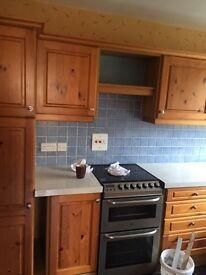Kitchen unit door
