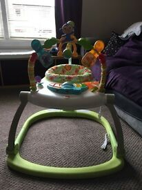 Fisher Price Space Save Jumperoo