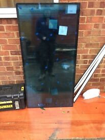 Self cleaning toughened glass X 5 sheets