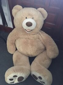 Life size teddy 52'' soft toy baby toddler bear