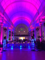 DJ Disc Jockey Wedding and Uplighting Services Special Effects