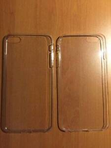 iPhone 6 plus - ultra slim soft gel clear cases Waterford South Perth Area Preview