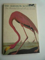 The Audubon Notebook An Illustrated Journal with space for notes