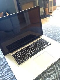 MacBook Pro 2012 Edition