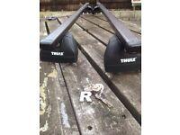 Thule roof bars skoda fabia