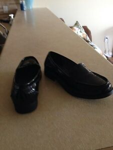 New Black Patent Shoes