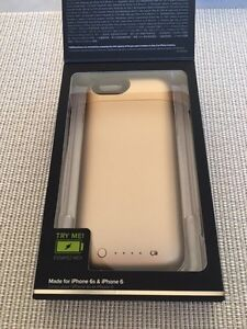Neuf New Mophie juice pack air neuf garanti IPhone 6 & 6S West Island Greater Montréal image 2