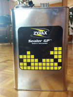 ZYVAX Sealer GP for fiberglass, urethane or rubber molds (NEW)