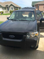 "2006 Ford Escape XLT SUV, Crossover ""Honey Wagon 3000"""