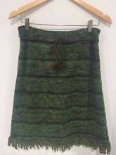 Green Wooly Skirt Lane Cove Lane Cove Area Preview