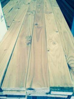 Treated Pine Decking 90x22 Micro Pro Special , Priced to clear.