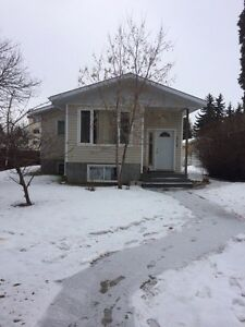 House in Camrose available for Summer months