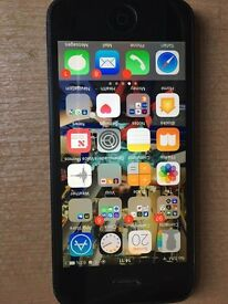 Iphone 5 - unlocked, with box, good condition - reduced to sale