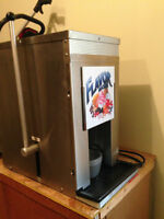 YOGURT MACHINE –  RESFAB, FLAVOR MACHINE