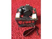 Canon 550D Camera
