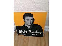 Elvis Presley near mint 1957 original rock n roll number 2 HMV clip 1105 LP UK lots off other stuff