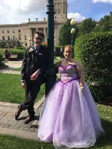 Grad dress 12-18