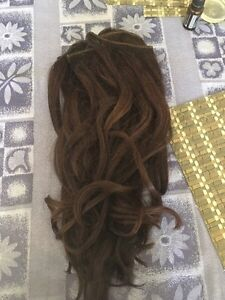 Hair extensions!! 14-15inch! For sale!!