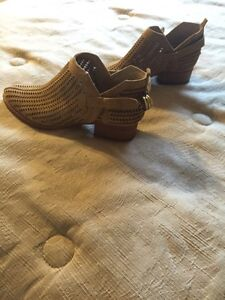 Vince Camuto booties never worn perfect condition London Ontario image 1