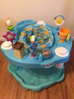 Exersaucer Baby Bouncer