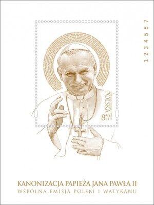 Polonia Poland 2014 Canonization of John Paul II